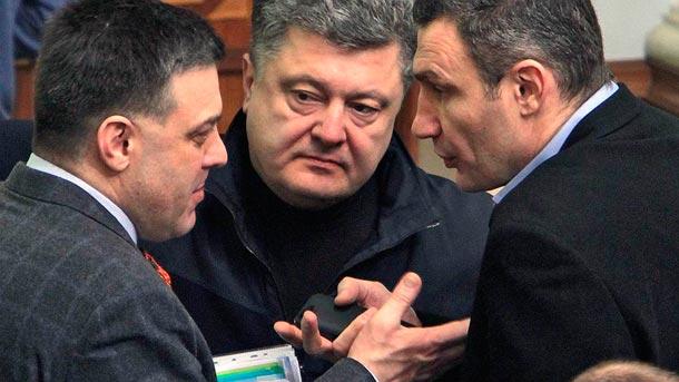 фиктивная децентрализация порошенко