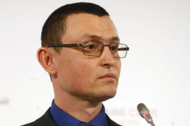 Рупор укро пропаганды Владислав Селезнев