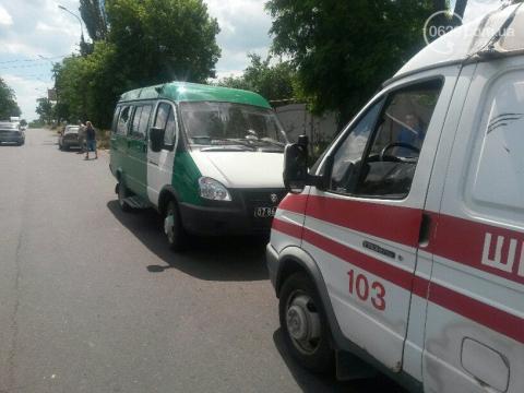 Расстрел пограничников в Мариуполе