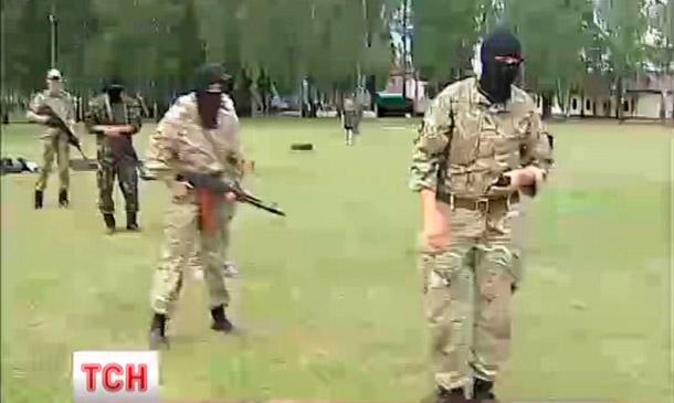 На Донбассе воюют женщины