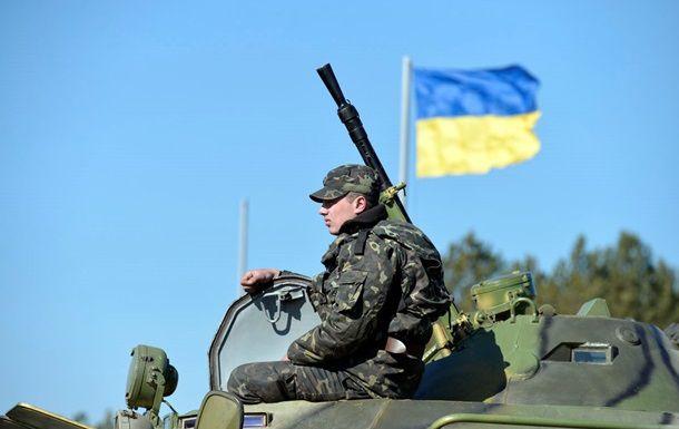 Поздравления украинскому солдату