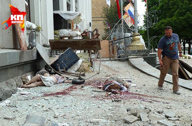 Количество погибших мирных жителей на украине