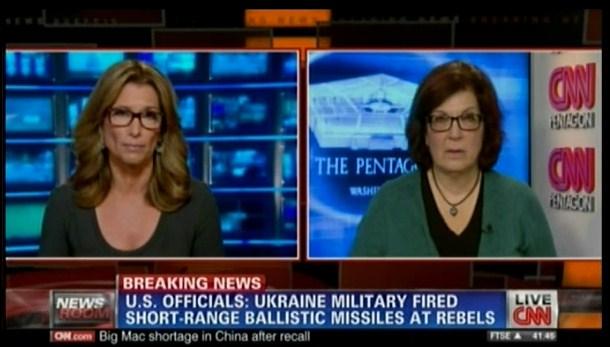CNN: украина использует баллистические ракеты