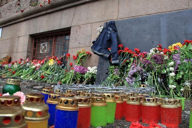 мемориал в память погибших 2 мая Одесса