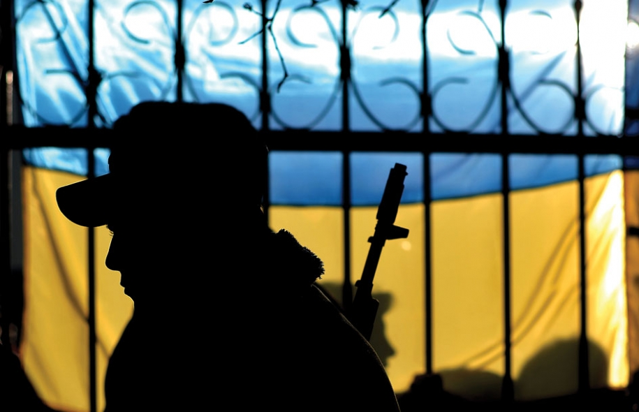 Солдат Украины