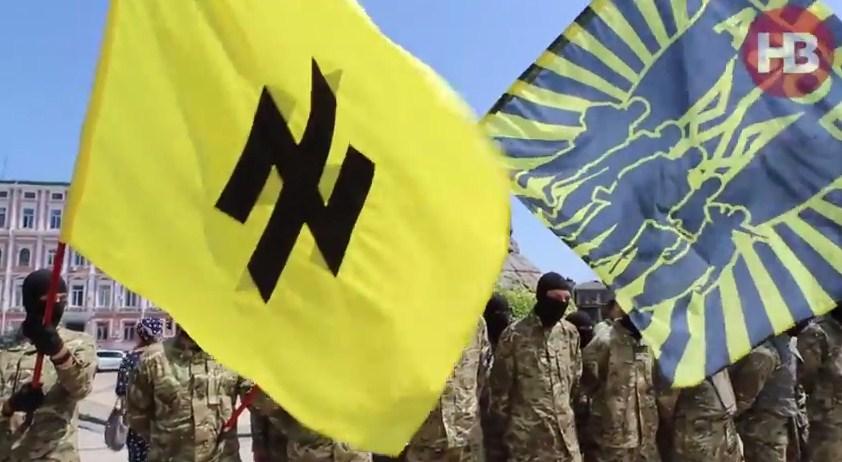 Доказательство украинского нацизма