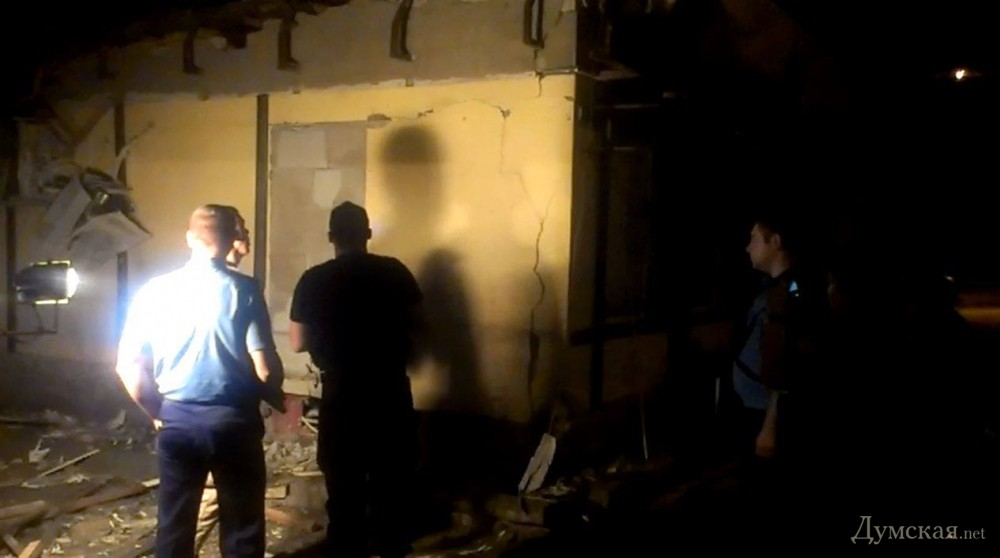 Теракт в Одессе
