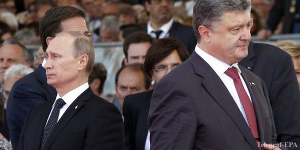 Путин и Порошенко о итогах встречи в Минске