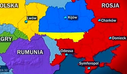 Украину нужно разделить