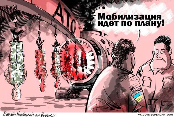 Боевая сводка Новороссии – ЛНР – ДНР, 19.08