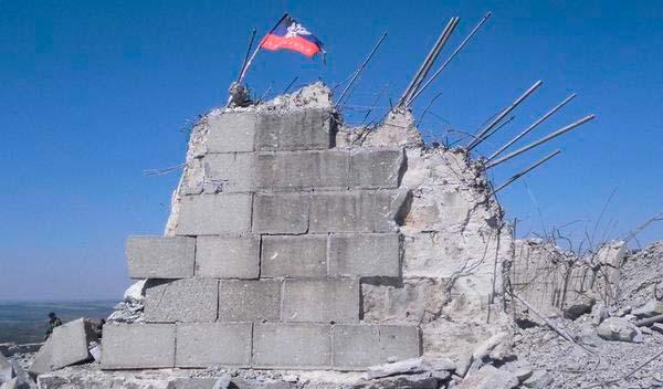 Боевая сводка Новороссии 28.08