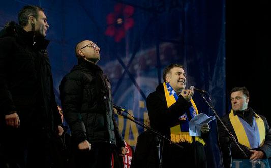Саакашвили объявлен в международный розыск