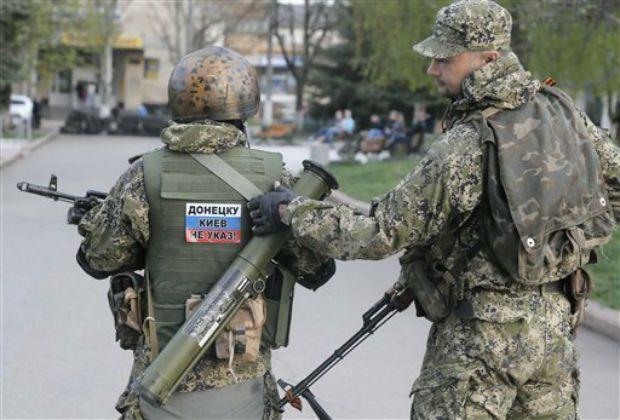 Боевая сводка Новороссии за 27 августа