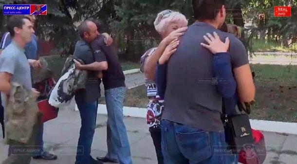 60 бойцов ВСУ попросили убежище в России