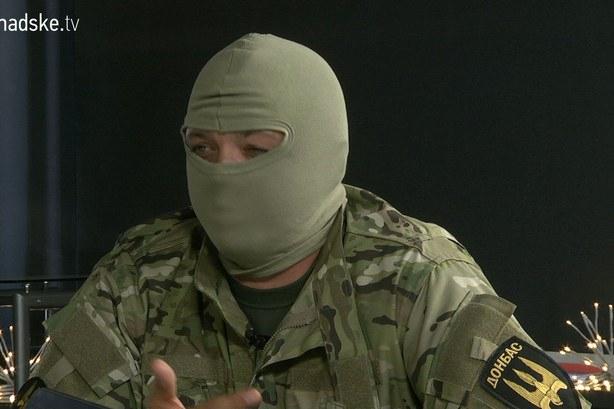 Ранен комбат карательного батальона «Донбасс» Семен Семенченко