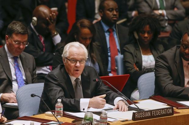 Заседание в ООН по Боингу 777