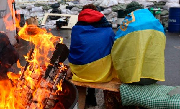 Зимой света на Украине не будет