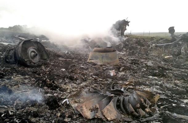 Доклад о причинах падения Боинг 777