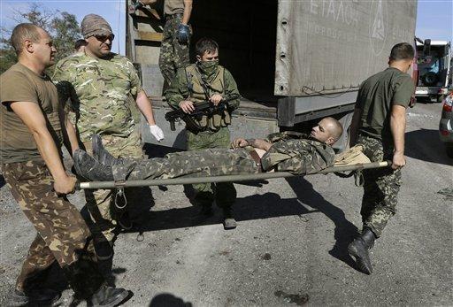 Боевая сводка Новороссии 03.09 - переход к обороне