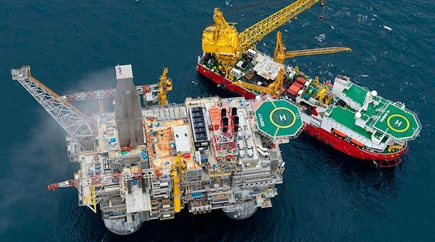 В Карском море (Россия) разведано крупнейшее месторождение «легкой» нефти и газа