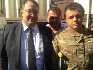 В батальоне «Донбасс» зреет бунт против Семенченко