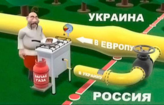 Польша остановила поставку реверсного газа в Украину