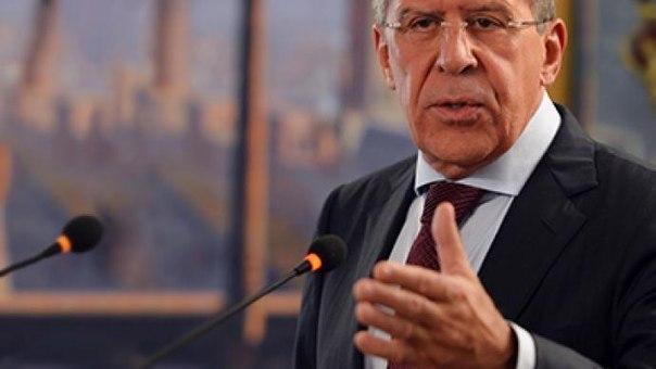Пресс-конференция Сергея Лаврова (видео)