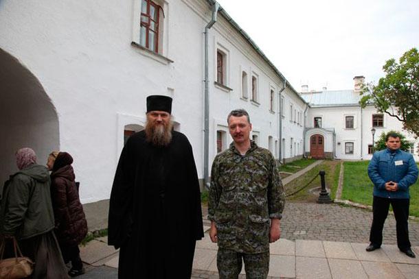 Новые фото Стрелкова