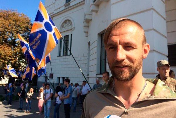 Герои майдана идут в Верховную Раду