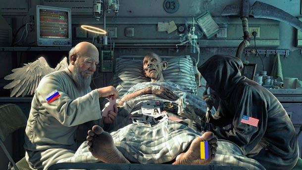 Кому достанется украина