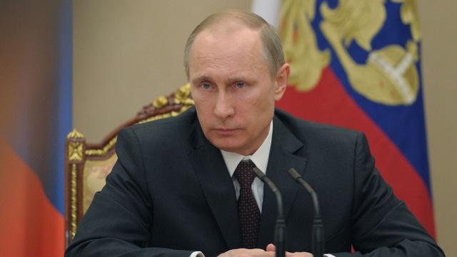 Путин: Новые санкции ЕС выглядят странно
