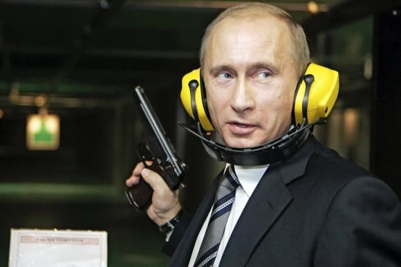 Путин обратился к ополченцам с призывом прекратить наступление