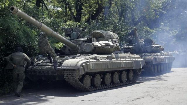 Боевая сводка Новороссии 09.09