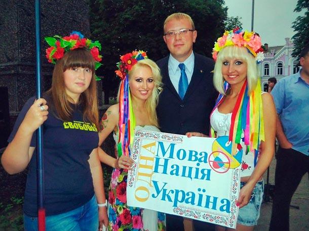 В украине нет фашистов