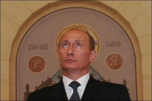 Величие Путина превосходит наши возможности его постичь