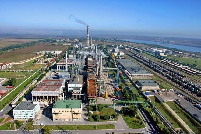 Одесский припортовый завод прекращает работу