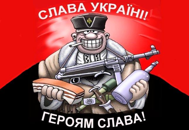 Что украинские «герои» везут домой из зоны АТО
