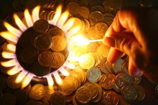 Цены на газ для населения снова увеличат