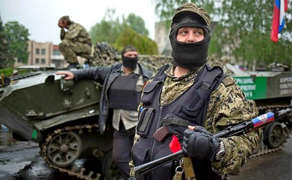 Бои на Донбассе 8 ноября
