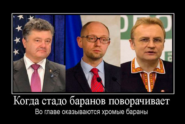 Куда идет Украина