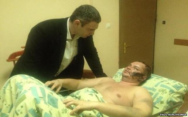 Булатова никто не похищал