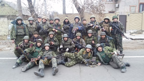 Боевая сводка Новороссии 22.11