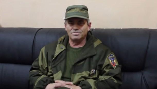Шарий: интервью с представителем донецкого казачества