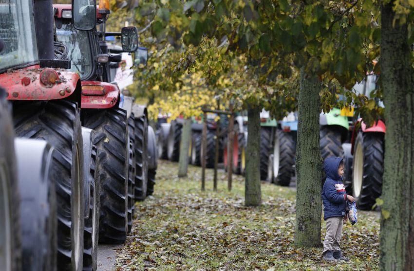 Фермерские тракторы, Страсбург