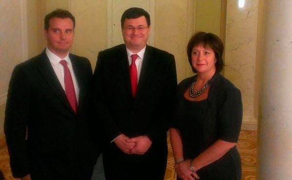 Министры иностранцы в украине