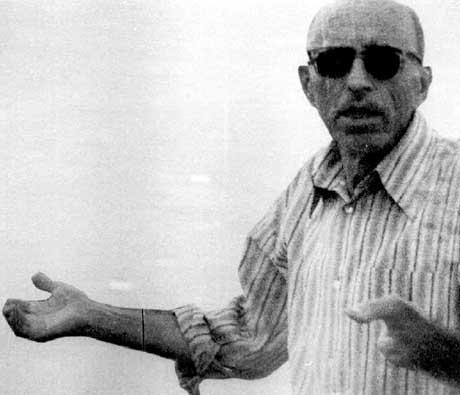 Алоиз Бруннер в Дамаске (1985)