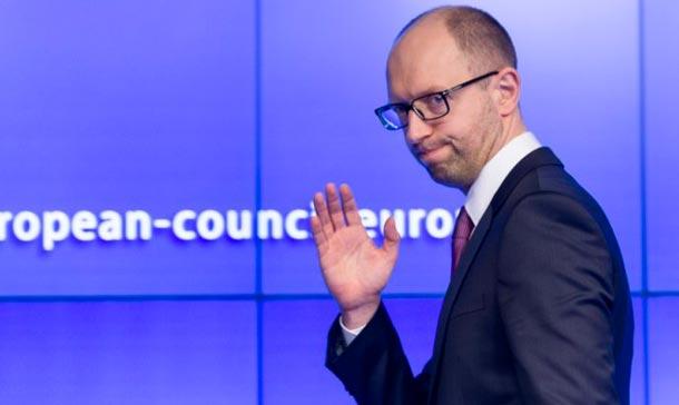 Яценюк опять уходит в отставку