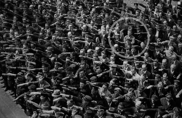 Один против фашизма