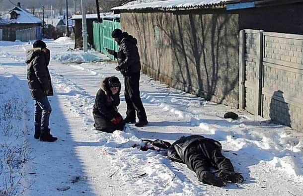Сводка боевых действий на Донбассе за 06.12