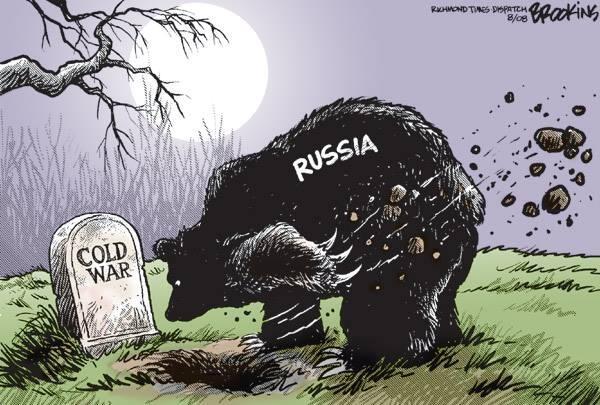 Новая холодная война